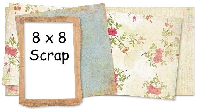 8 x 8 Scrap