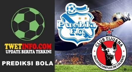 Prediksi Puebla vs Tijuana