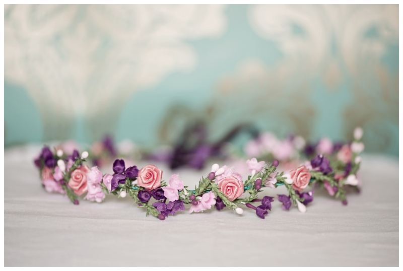 Pretty Flower Crowns For Your Bridesmaids