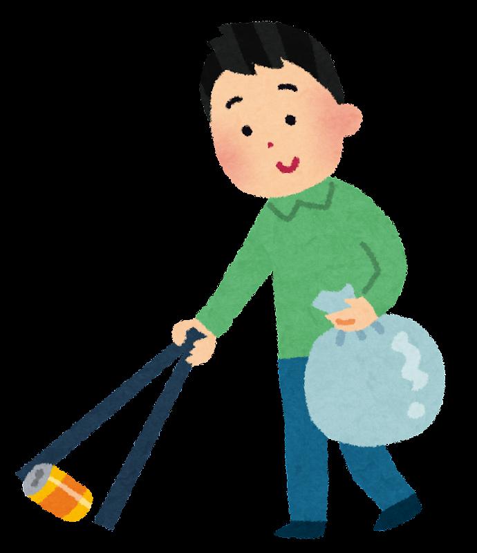 ゴミ拾いのイラスト: 無料 ... : 小学生 英語 問題 : 小学生