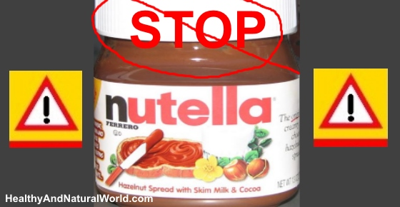 Love Nutella? Here's Why You Should Never Eat It And Opt For A Healthier Alternative Recipe