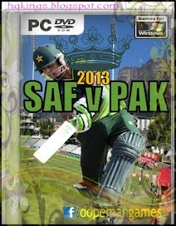 South Africa Vs Pakistan 2013 Patch