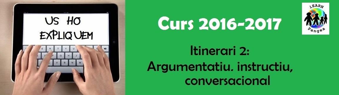 Projecte Us ho expliquem (verd) Curs 2016-2017