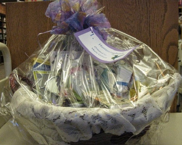 Johnstown Classic Baskets for Raffle.  Tickets are $1.