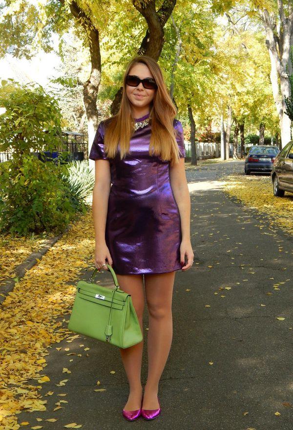 Outfits para fiesta con vestidos