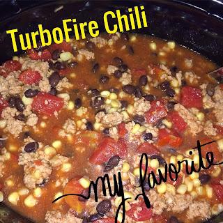 TurboFire Chili, Clean Eating, www.HealthyFitFocused.com