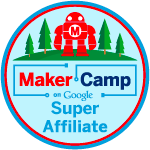 The WPL is a Maker Camp Super Affiliate