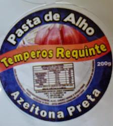 PASTA DE ALHO REQUINTE