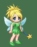 Pixel Tinker Bell por Ellie1616