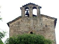 Campanar de Sant Esteve de Valldoriola