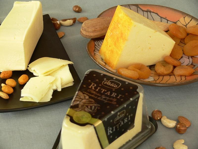 Kypsytetyt juustot