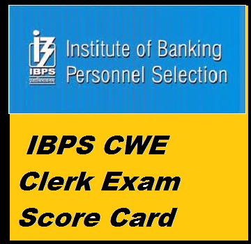 ibps, ibps exam result, ibps cwe clerk exam score, exam result 2013