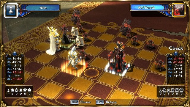 Battle vs Chess PC Games Gameplay