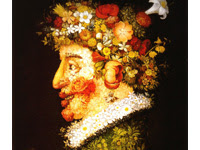 Arcimboldo, Printemps, 1563