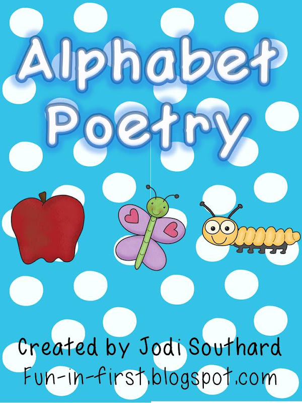 Abc Poetry Fun In First