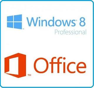 Windows 8 Pro VL Office
