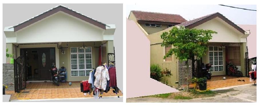 Tambah 2 Bilik Loteng di Rumah Teres - TampakDepanRumahMinimalis.com