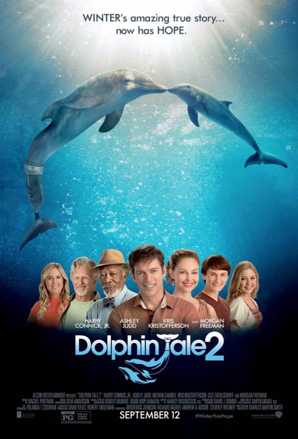 Dolphin Tale 2 – DVDRIP LATINO