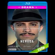 Neruda (2016) BRRip 720p Audio Latino