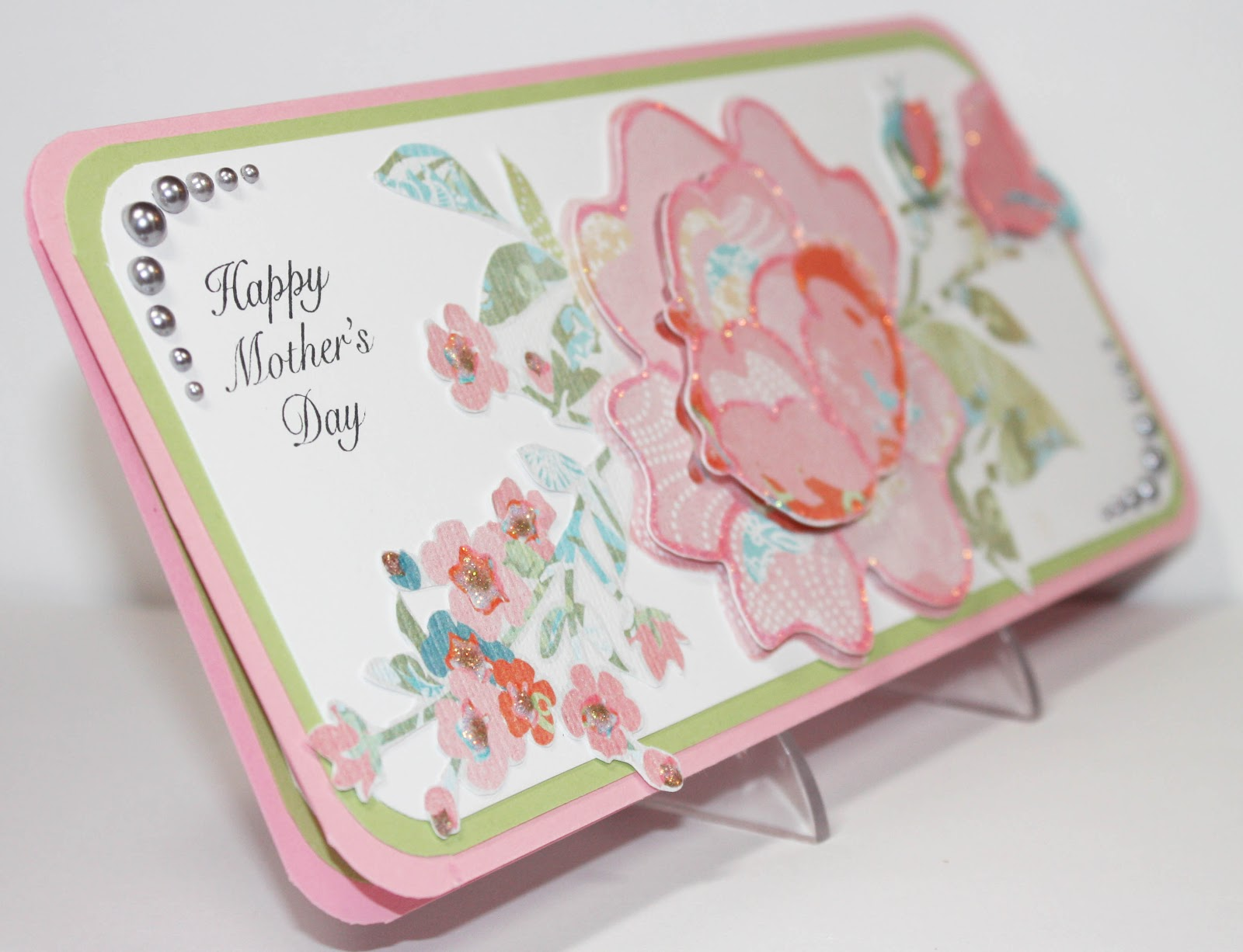 Simply pam elegant mother 39 s day card for Classy mothers day cards