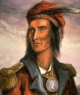 Tecumseh Shawnee Native American