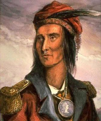 Tecumseh Shawnee Native American