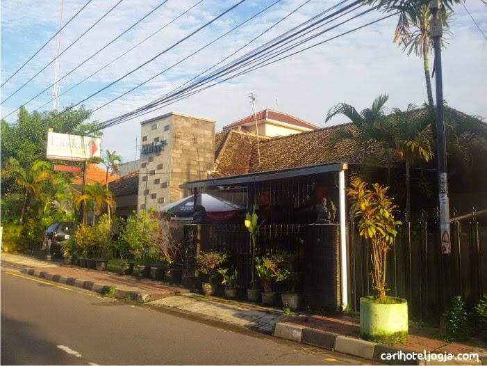 House of Laskar Hotel Jogja muraha