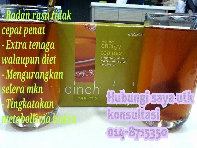 Energy tea, Tea bagus, teh ajib
