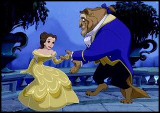 La bella y la bestia. Disney. Canciones de películas
