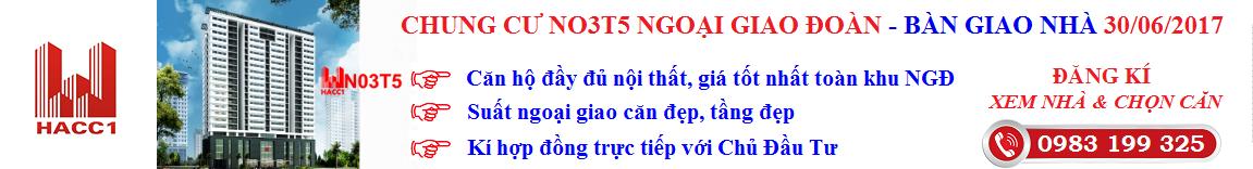 Chung Cư N03T5 Ngoại Giao Đoàn 0983199325 - Bàn giao nhà 30/6/2017 | chung cu n03t5 ngoai giao doan