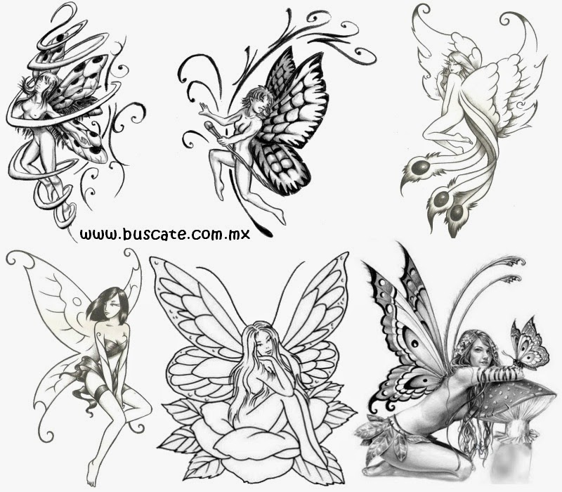 ART And TATTOO Fairy