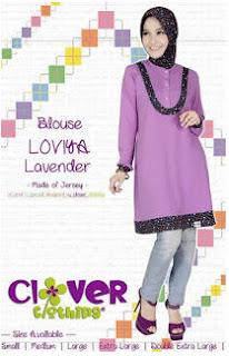 Style baju muslim modis untuk kuliah