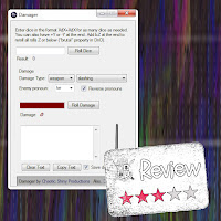 Frugal GM Review: Damager from Chaotic Shiny Productions