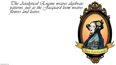 Ada Lovelace wallpaper