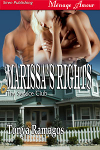 Marissa's Rights by Tonya Ramagos