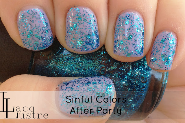 Sinful Colors After Party swatch