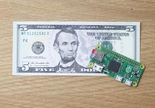Raspberry Pi Zero, Komputer Mini yang Lebih Kecil dan Lebih Kuat dari Raspberry Pi
