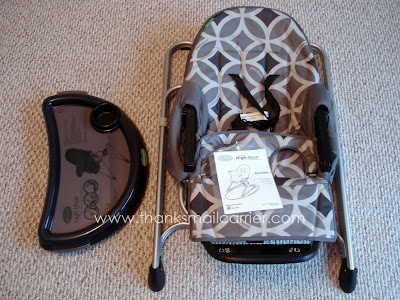 QuickSmart Easy Fold High Chair review