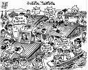 ภาพการ์ตูนเซีย ล่าสุด