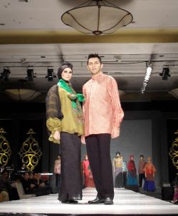 Trend Fashion 2011 Indonesia Fashion Busana Muslim Muslimah Modern