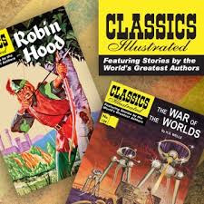 Classic Comics/Classics Illustrated. #001 - #100 - Elliot Publishing Company