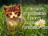 "Ho partecipato al contest ""Mission impossible"""