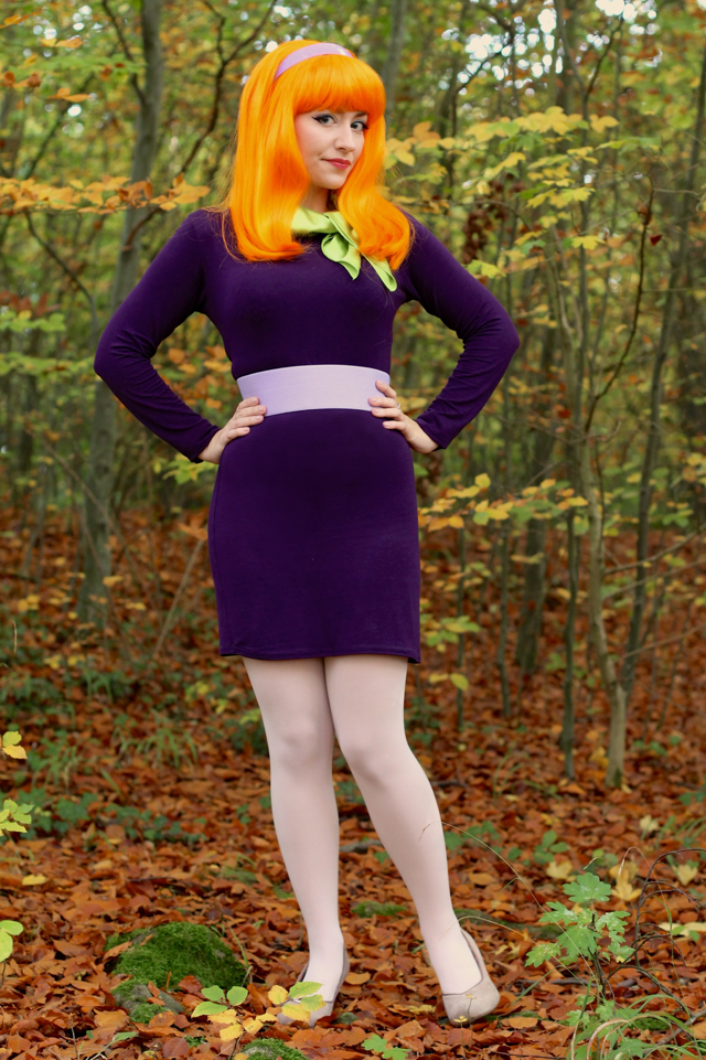 Daphne Scooby Doo homemade costume