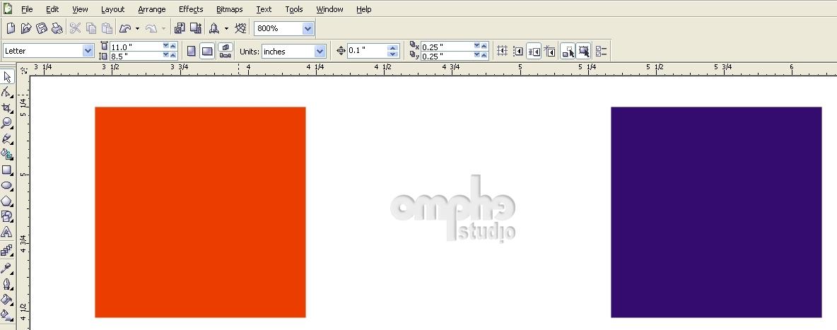 Buat Kotak Dan Beri Warna Contoh Merah Dan Biru Seperti Gambar Diatas