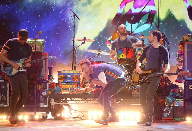 Escucha el adelanto del nuevo álbum de Coldplay