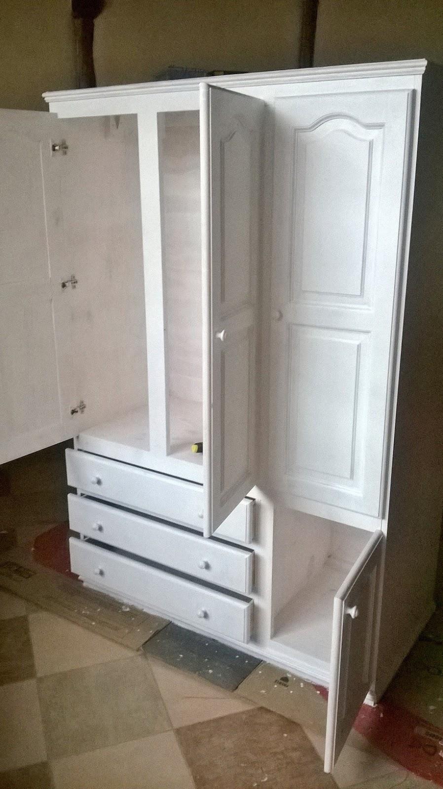 Excepcional Esmalte Muebles Pintados Ilustración - Muebles Para ...