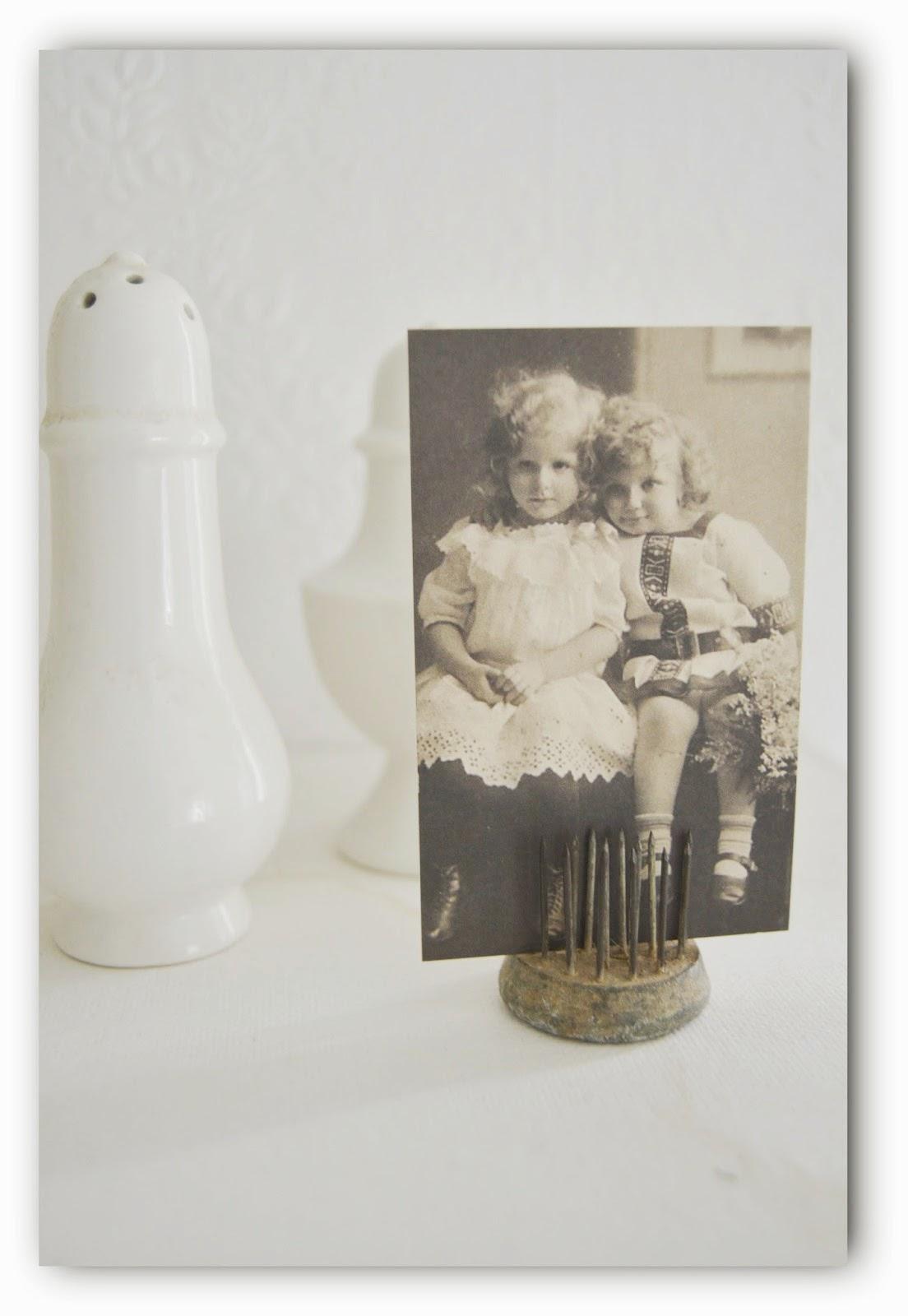 Gamla fotografier är så vackra