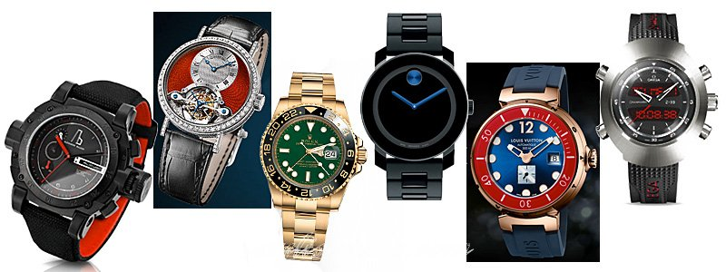 Men s watches 2013
