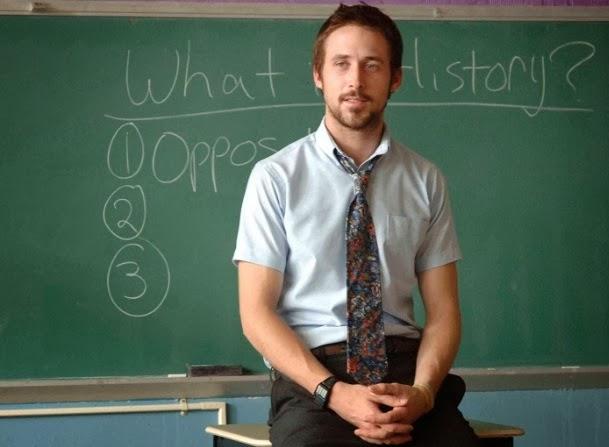 Ryan Gosling in Half Nelson movie