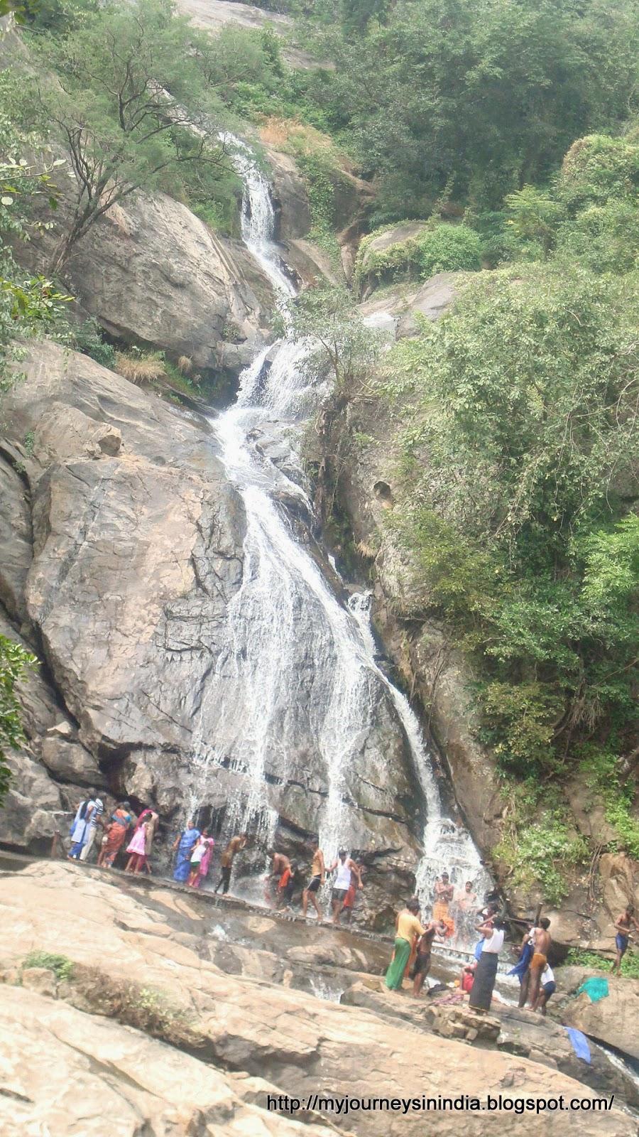 Monkey Falls Pollachi